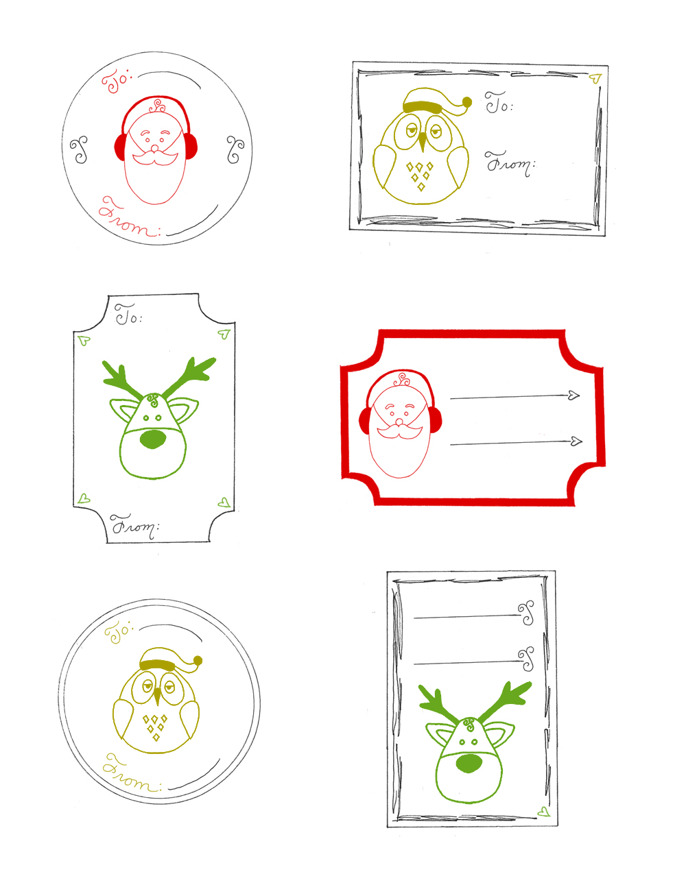 tags christmas tags downloads free christmas tag set freebie holiday