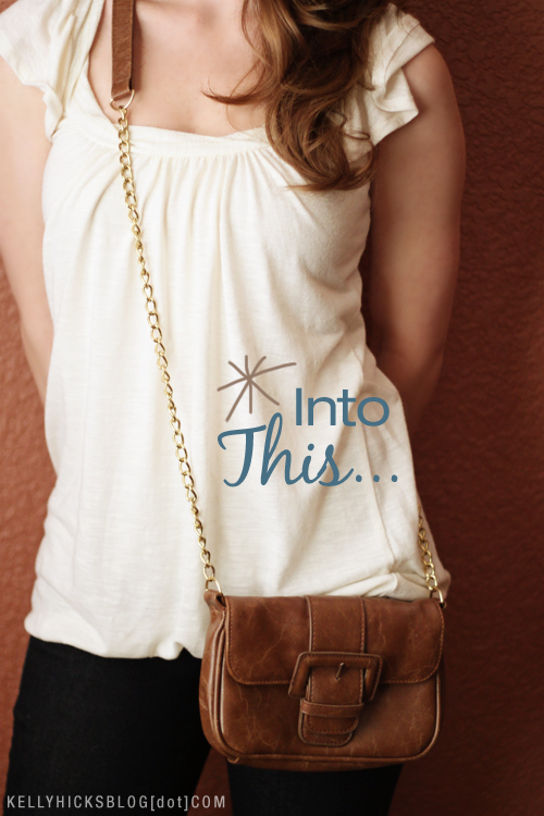 Cute Shoulder Bag Tutorial 35